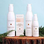 Acne & Oil 4 Step Microdermabrasion Skin Care Collection – DermaNew MicroDermabrasion Skin Care