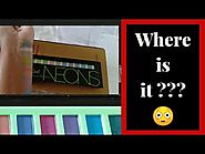 LA Girl Neon Eyeshadow Palette Review