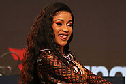 Cardi B apologizes for posing as Hindu Goddess Maa Durga with Reebok sneakers in hand | Latest movie news