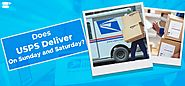 Does USPS Deliver On Sunday and Saturday (Or Weekend)? - Seller Updates