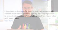 Older vs. Newer Domains: A Response to Google's Matt Cutts