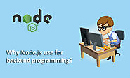 Why Node.js use for backend/server-side programming?