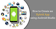 Developing a Hybrid Mobile App using Android Studio