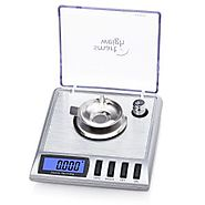 Smart Weigh GEM20 High Precision Milligram Scale