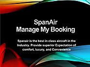 +44 203-514-9668 Spanair manage my booking