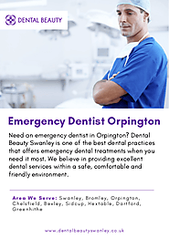 Emergency Dentist Orpington