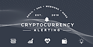 Cryptocurrency Alerting - A Bitcoin & Crypto Alerting App