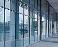 Residential and Commercial Glass Services | Glass Door Repair