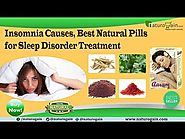 Sleep Disorders Causes, Best Natural Pills for Insomnia Treatment