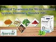Natural Immune System Booster Pills, Treatment for Weak Immunity