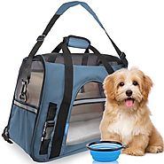The best dog carriers for easy traveling with your dog – Know how to buy the best! - Top Pet Carriers