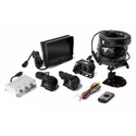 "7"" TFT LCD Color Rear View Camera System with Side Cameras : Amazon.com : Automotive"