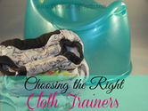The Cloth Diaper Whisperer: Choosing the Right Cloth Trainers