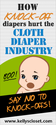 The Ugly Truth About Cheap Cloth Diapers (Knock-Off Cloth Diapers)