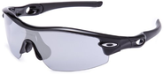 Oakley Men's Radar Pitch Iridium Asian Fit Sunglasses