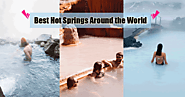 Hot Springs Around the World on Your Honeymoon | Thailand Malaysia Honeymoon Packages