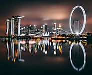 Singapore Honeymoon Packages from India