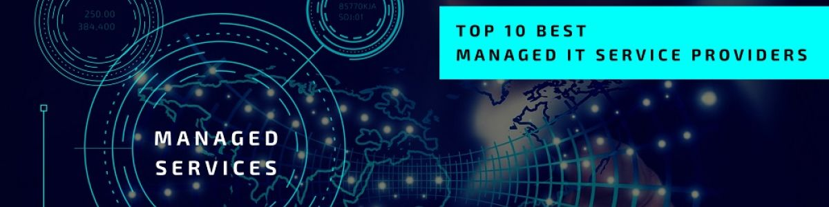 Headline for Top 10 Best Managed Service Providers USA