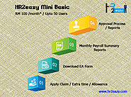 Epayroll System | Employee Payment and Payroll System | HR2eazymini Basic