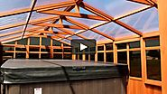 Gazebo - Solchalet by Westview Manufacturing on Vimeo