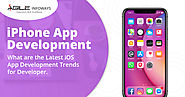iOS (iPhone), Android, Windows, Cross- Platform Mobile Application Development Company.