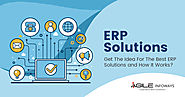 Leading Online ERP Software Solutions Provider Company for Small, Medium and Large Enterprises.