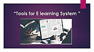 Best Tools for Building an E-learning Software System