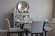 4 Things to Keep in Mind in Choosing Contemporary Dining Sets