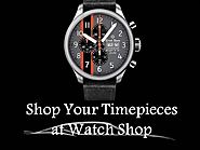 Shop Your Timepieces at Watch Shop