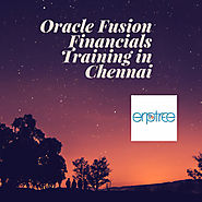 Oracle Fusion Financials Training in Chennai ERP Tree Oracle Trainings