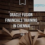Get job Early by Learning Oracle Fusion Financials Training in Chennai || Get Certified