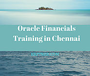 Real Time Training for Oracle Financials Training in Chennai || Industry Professionals Will Take the Class