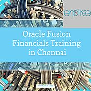 Way To The Best Career In Oracle Fusion Financials Training in Chennai // Apply Online