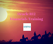 Industry Experts for the Course Oracle R12 Financials Training || Visit Our Site