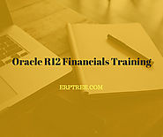 Start Career on Oracle R12 Financials Training ! Apply Now