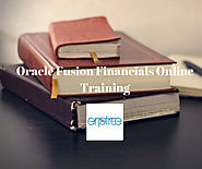New Batch About To Start For Oracle Fusion Financials Online Training | Apply NOW
