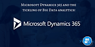 How can a business grow using big data analytics with Microsoft dynamic 365?