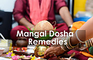 Astrological Remedies to Overcome Manglik Dosha