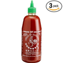 Huy Fong, Sriracha Hot Chili Sauce, 28-Ounce Bottles (Pack of 3): Amazon.com: Grocery & Gourmet Food