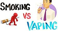 Vaping Vs Smoking: Battle Between Two Evils Or One Among Them Is Good