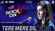 Tere Mere Dil Lyrics – Rock On 2 | Shraddha Kapoor - New Movie Songs
