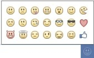 Facebook Adds Emoticons To Desktop Chat - AllFacebook