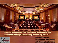 Conference planners in Delhi