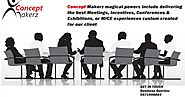 MICE Event Management Companies In Delhi | Concept Makerz: MICE Event Management Companies In Delhi NCR - Concept Makerz
