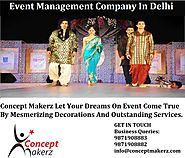 Best Event Management Companies In Delhi | Top Corporate Event Management Company In India