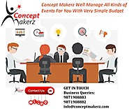 Event Management Company In Delhi NCR | Corporate Event Management Companies In Noida
