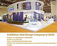 Exhibition Stall Design Company In Delhi | Exhibitions Concept