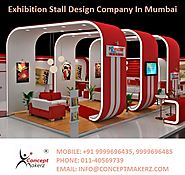 Exhibition Stall Design Company In Mumbai - Exhibitions Concept