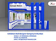 Exhibition Stall Designer Company In Mumbai - Exhibitions Concept