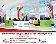Exhibition Stall Design Company In Mumbai